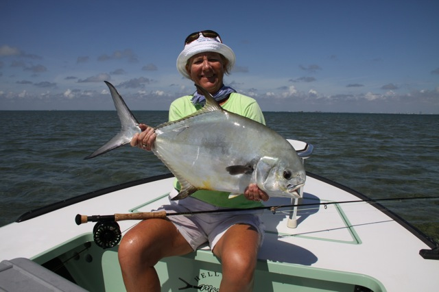 Sue Cocking, Guy Harvey Outpost Travel Journalist