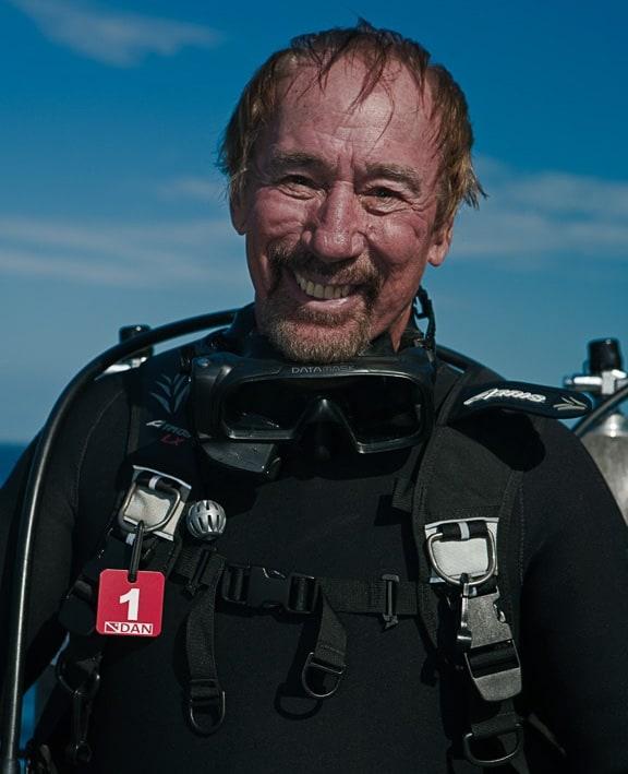 Dive Legend Neal Watson