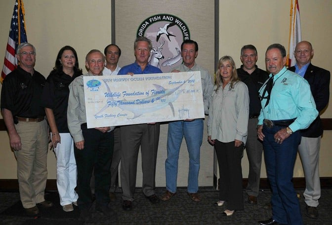 Guy Harvey Ocean Foundation Donates