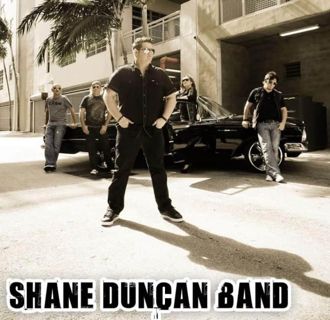 Shane Duncsn Band