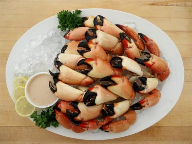 Get Crackin Here comes stone crab season!