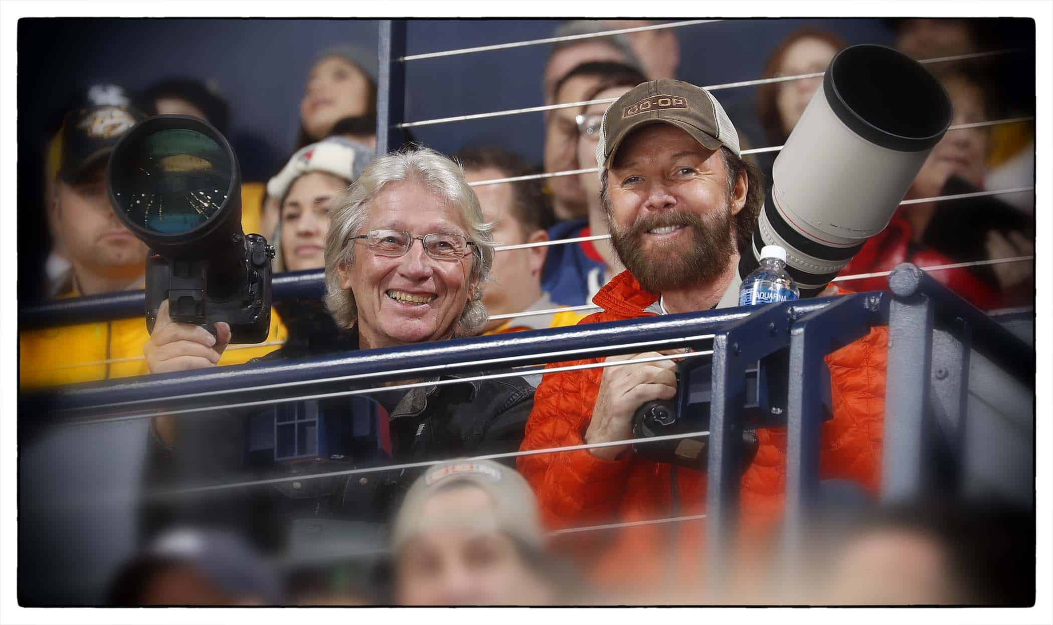 NASHVILLE, TN - DECEMBER 17: during an NHL game at Bridgestone Arena on December 17, 2016 in Nashville, Tennessee. (Photo by John Russell/NHLI via Getty Images) *** Local Caption ***