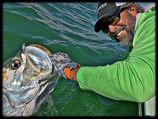 Fish for Tarpon in Tampa with Captain C A Richardson