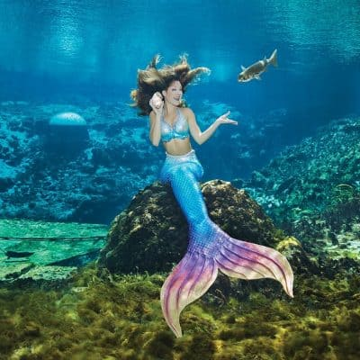 Mermaids are for real