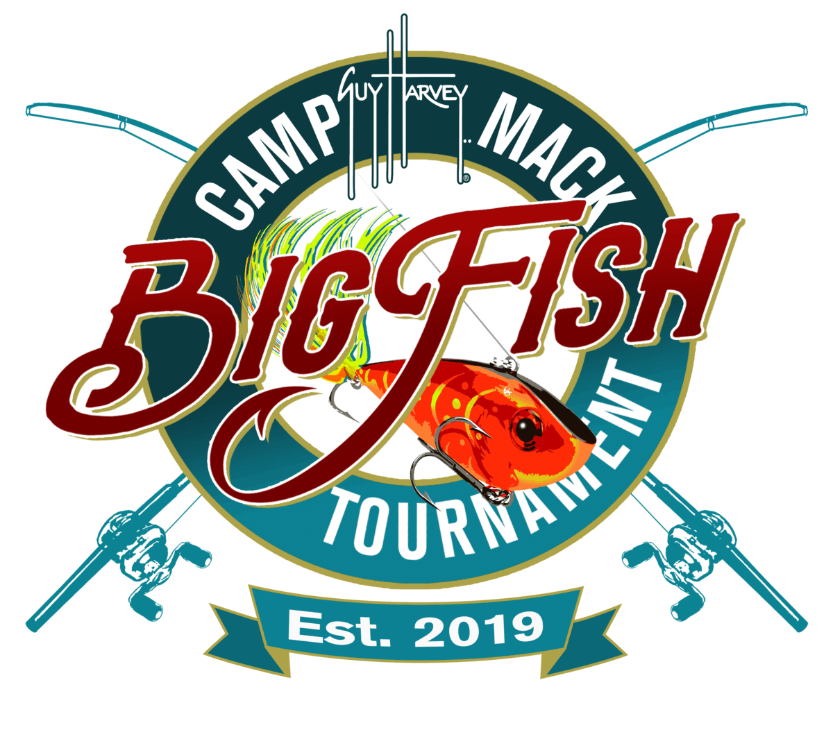Guy Harvey Camp Mack Big Fish Tournament
